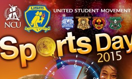 NCU Sports Day: Points Standing