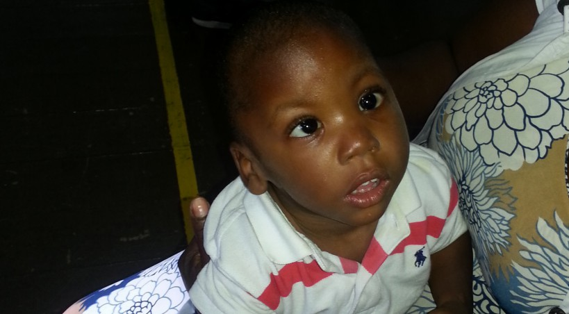 Help little Nazario Smith | Make it Happen
