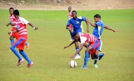 NCU Stumbles in Football Match