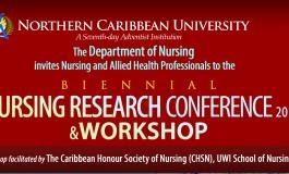 BIENNIAL NURSING RESEARCH CONFERENCE 2015