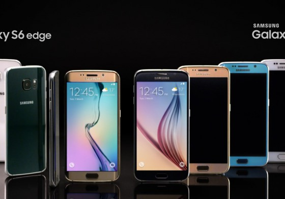 Samsung Galaxy S6 and S6 Edge on Arrival